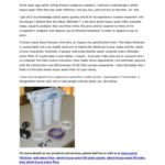 Best Water Filter For Well Water